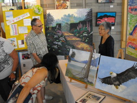 Creative Aging Day 2014