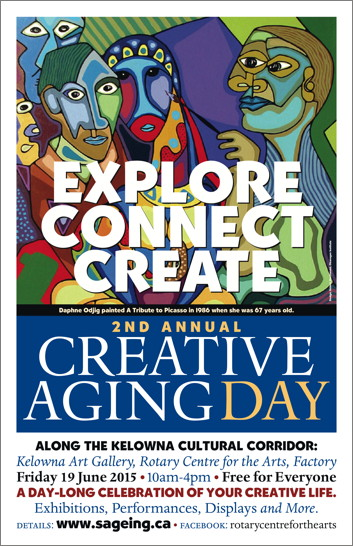 Creative Aging Day 2015