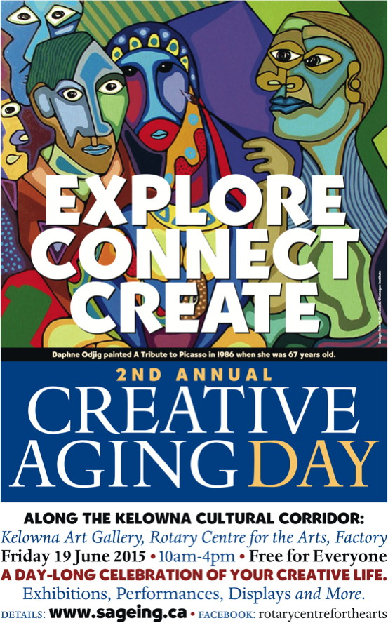 Creative Aging Day
